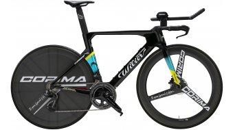 "Wilier Turbine 28"" Triathlon komplett kerékpár Shimano Dura Ace Di2/Mavic Comete 2020 Modell"