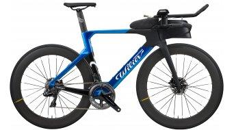 """Wilier Turbine 28"""" Triathlon bici completa Shimano Dura Ace Di2/Mavic Comete apagado glossy Mod. 2020"""