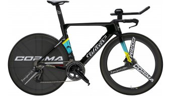 "Wilier Turbine 28"" Triathlon fiets Shimano enltegra Di2/Fulcrum Racing 500 model 2020"