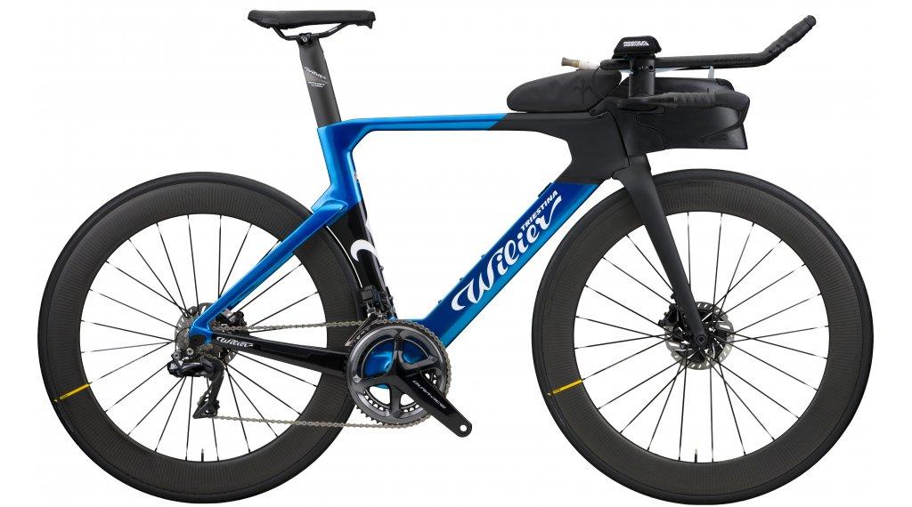 Wilier Turbine 28″ Triathlon bici completa Shimano Ultegra Di2 / Mavic Comete . mod. 2021