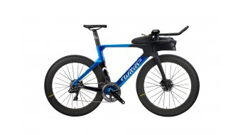 "Wilier Turbine Ultegra Di2 Syntium 28"" Triathlon bici completa Mod. 2019"