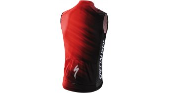Specialized RBX Comp Logo Faze Trikot ärmellos Herren Gr. XL rocket red/black