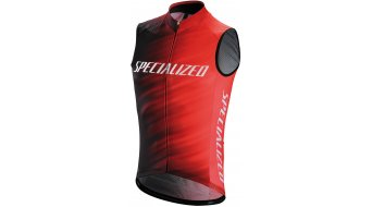 Specialized RBX Comp logo Faze jersey no sleeve men rocket red/black