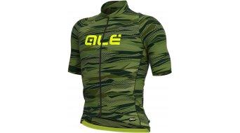 Alé Rock Graphics PRR jersey short sleeve men green/fluo yellow
