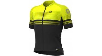 Alé Slide Graphics PRR jersey short sleeve men black/fluo yellow