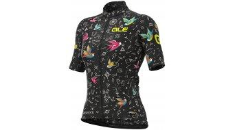 Alé Versilia Graphics PRR jersey short sleeve ladies black