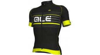 Alé Salita Graphics PRR 领骑服 短袖 男士 型号 L black/fluo yellow