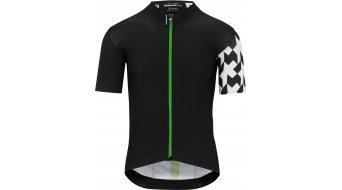 Assos Équipe RS Aero SS jersey short sleeve men dataGreen