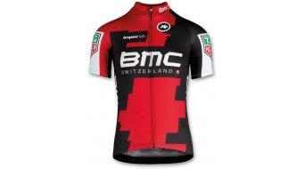 Assos BMC SS.jersey maillot de manga corta Caballeros-maillot tamaño S rojo/negro