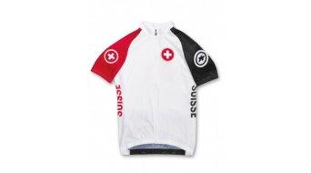 Assos SS.suisse Rio maillot de manga corta Caballeros-maillot Suisse