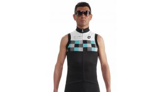 Assos NS.worksteamJersey evo8 maillot sans manches hommes-maillot taille FF1Green