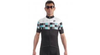 Assos SS.worksteamJersey evo8 maillot manches courtes hommes taille FF1Green