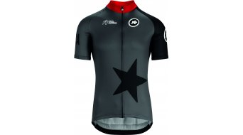 Assos Tour of California Most Aggressive SS.jersey tricot korte mouw heren maat. M
