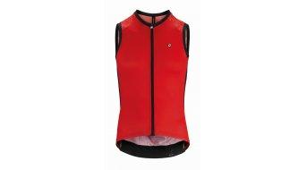 Assos Mille GT NS jersey no sleeve men size M nationalRed
