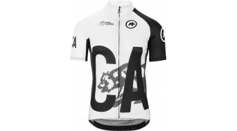 Assos Tour of California Limited Edition Gray-Black jersey short sleeve men size XL