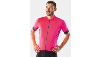 Bontrager Velocis maillot manches courtes Gr. S roueioactive rose