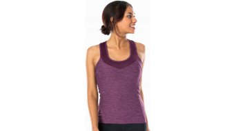 Bontrager Vella jersey no sleeve ladies mulberry