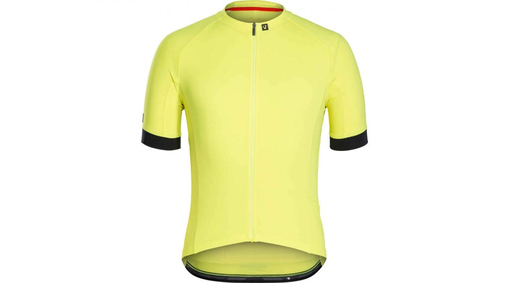Bontrager Circuit jersey short sleeve men size XS (US) high vis