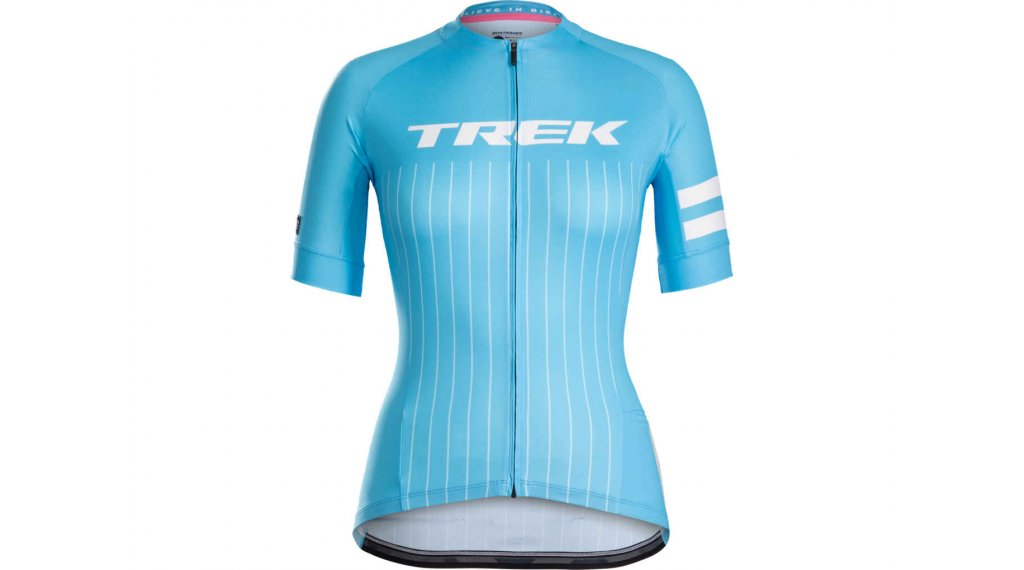 Bontrager Anara LTD jersey short sleeve ladies size L (US) california blue (sublimated)