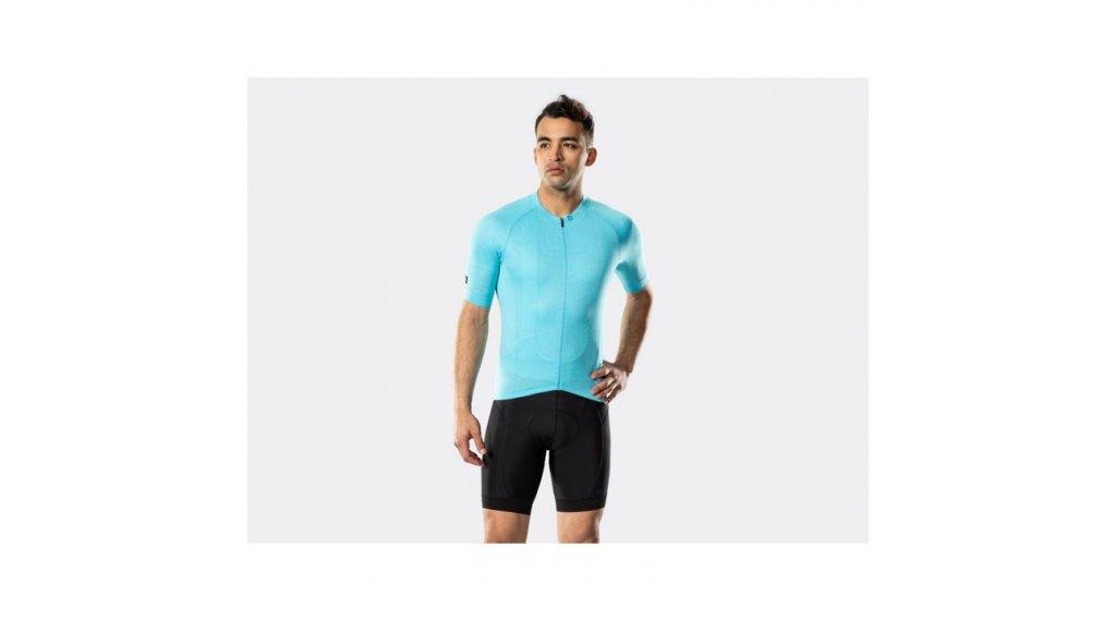 Bontrager Circuit jersey short sleeve men size XXL azure
