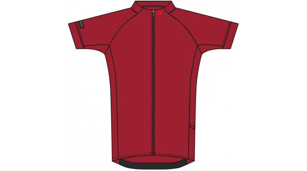 Bontrager Circuit jersey short sleeve men size M (US) cardinal