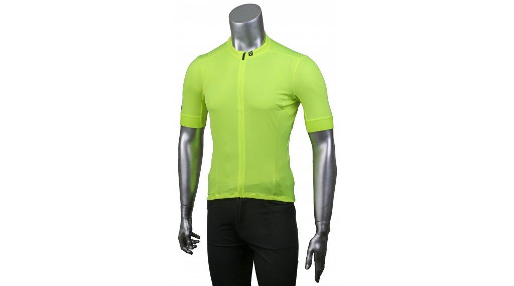 Bontrager Velocis maillot manches courtes taille L roueioactive jaune