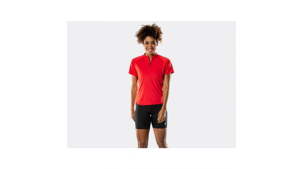Bontrager Kalia Fitness jersey short sleeve ladies size XL (US) infrared