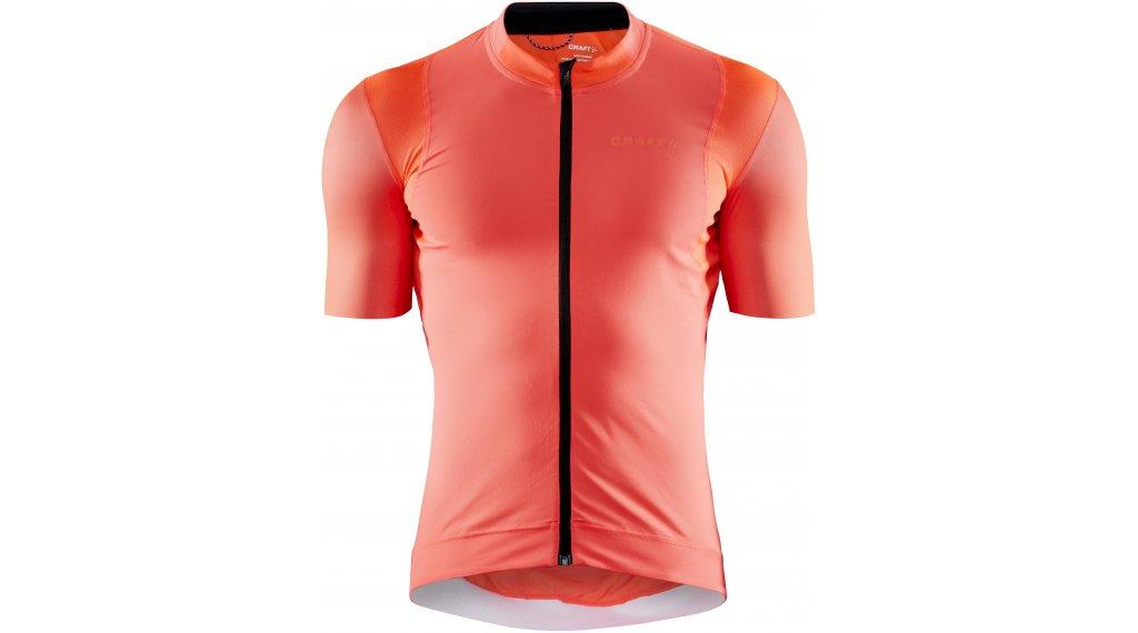 Craft Surge Lumen jersey short sleeve men size XS shock