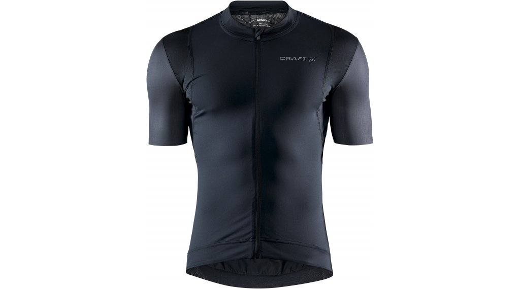 Craft Surge Lumen jersey short sleeve men size XS black