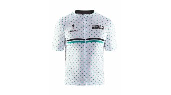 Craft Bora-hansgrohe Training Trikot kurzarm Herren-Trikot white/green Mod. 2017