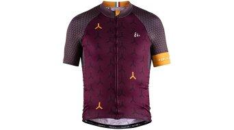 Craft Monument Jersey Fahrrad-领骑服 男士 短袖 型号 S Giro di Lombardia (Lombardei-环行)