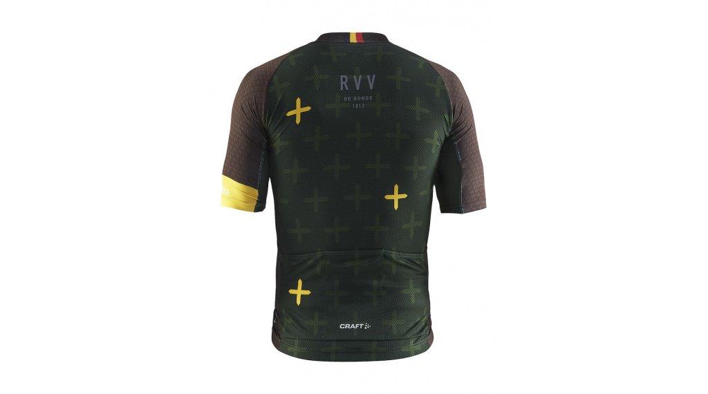 d73083d0a0f Craft Monument Jersey bike- jersey men short sleeve size XL RVV-De Ronde (