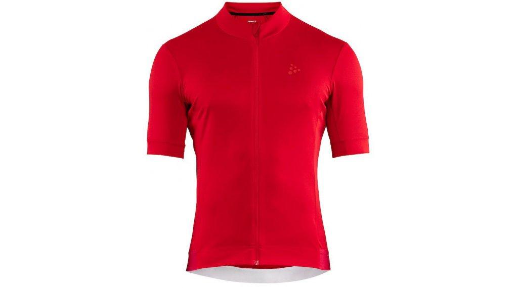 Craft Essence 领骑服 短袖 男士 型号 XS bright red