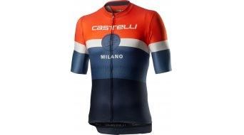Castelli Milano Trikot kurzarm Herren