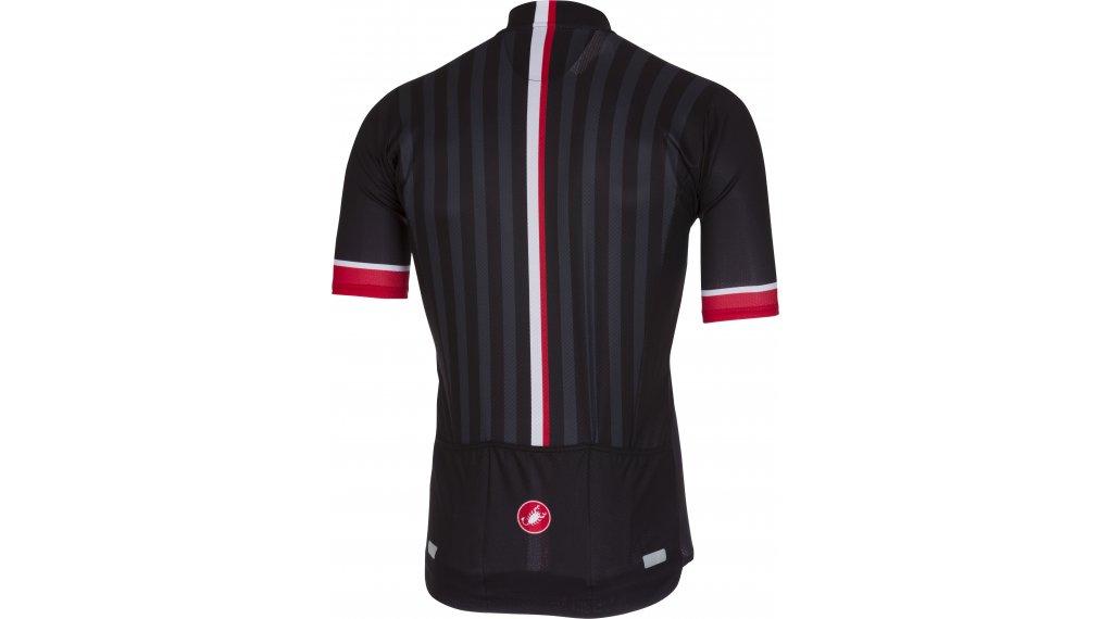 Castelli Podio Doppio jersey short sleeve men size L black 99802b550