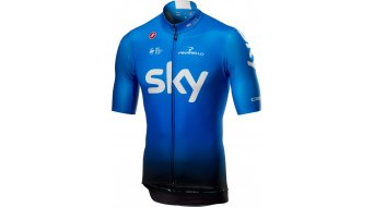 Castelli Team Sky Squadra jersey short sleeve men ocean