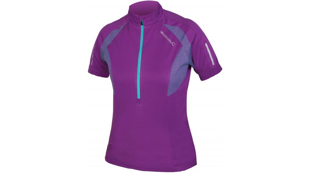 f403a8467 Endura Xtract road bike- jersey short sleeve ladies size XS lilac