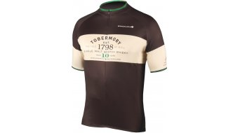 Endura Tobermory Whisky road bike- jersey short sleeve men black