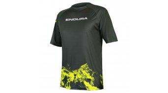 Endura singletrack Print Mountains MTB-dres krátký rukáv pánské