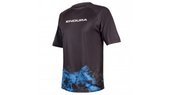 Endura singletrack Print Mountains MTB- jersey short sleeve men