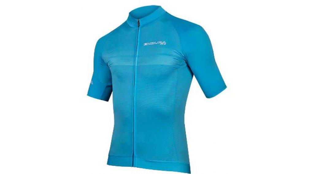 Endura Pro SL Lite II vélo de course maillot manches courtes hommes taille S arrière-viz blue