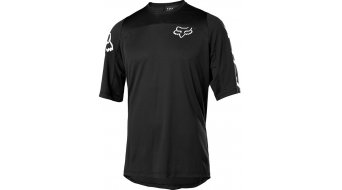 Fox Defend Fast MTB-Trikot kurzarm Herren Gr. XL black