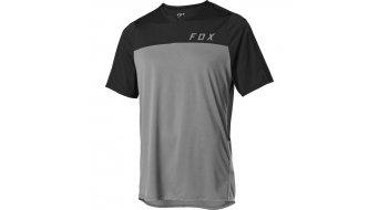 Fox Flexair Zip MTB-Trikot kurzarm Herren