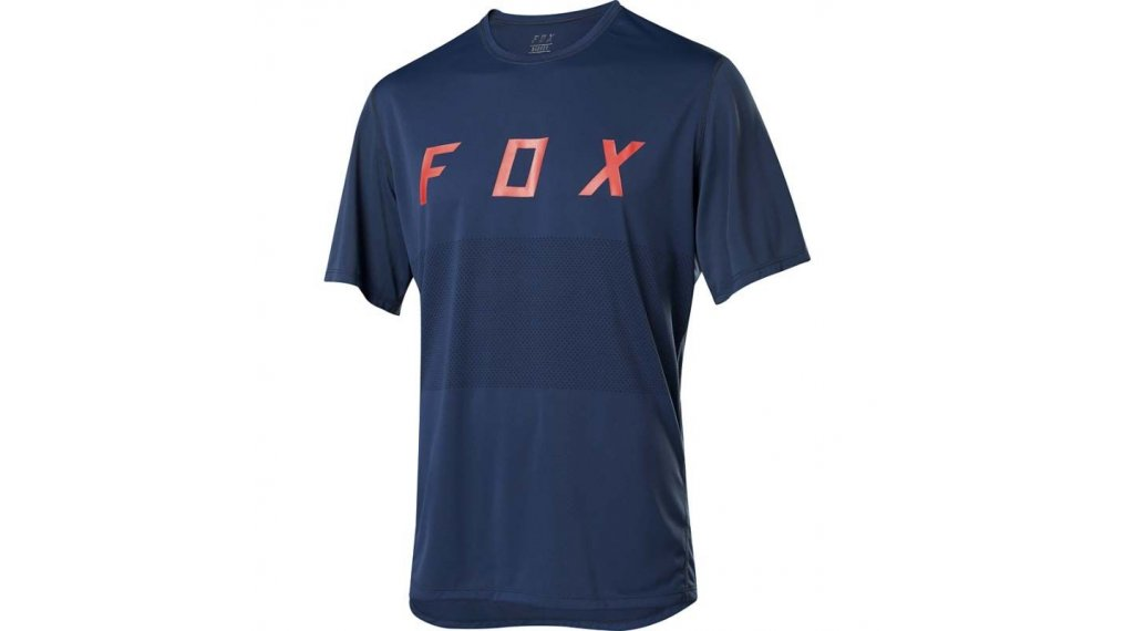 Fox Ranger MTB(山地)-领骑服 短袖 男士 型号 S navy