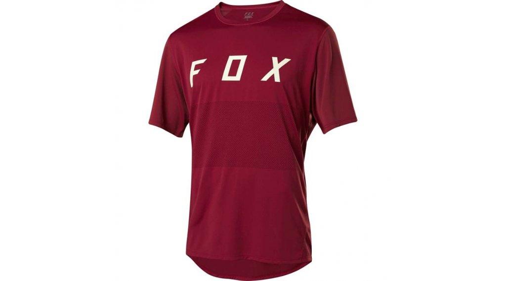 Fox Ranger MTB(山地)-领骑服 短袖 男士 型号 S chili