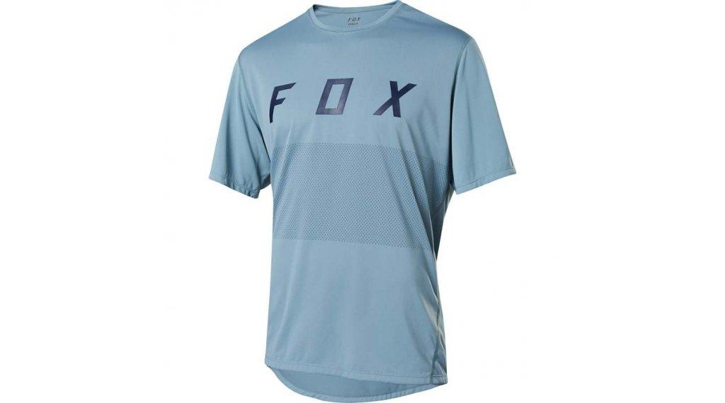 Fox Ranger MTB(山地)-领骑服 短袖 男士 型号 S light blue