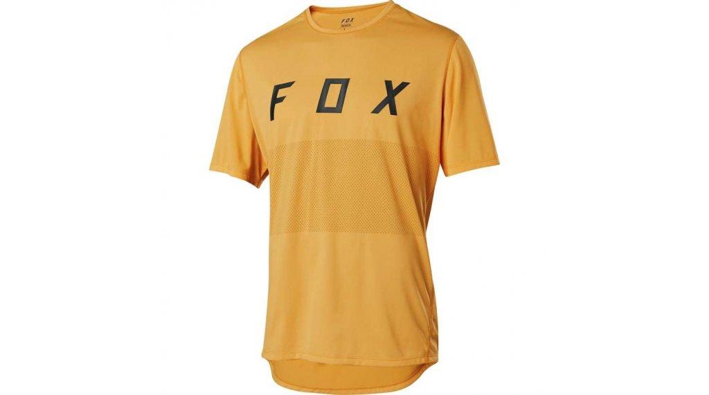 Fox Ranger MTB(山地)-领骑服 短袖 男士 型号 S 橙色