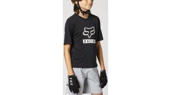 Fox Ranger maillot de manga corta niños negro