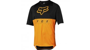 FOX Def end Moth MTB- jersey men short sleeve size XL atomic orange