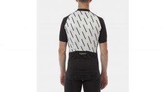 Giro Chrono Sport FZ jersey short sleeve men- jersey Full-Zip sizeS white 2017